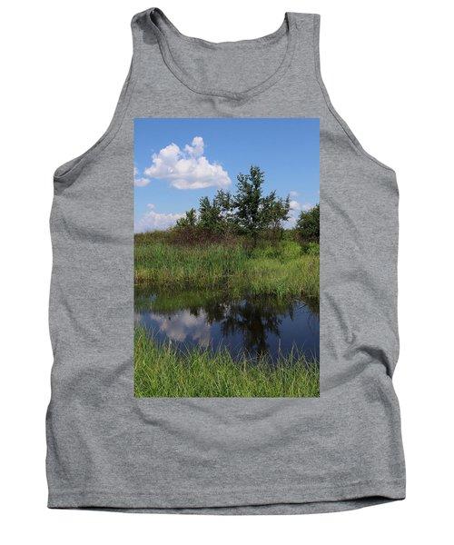 Crex Meadows Tank Top