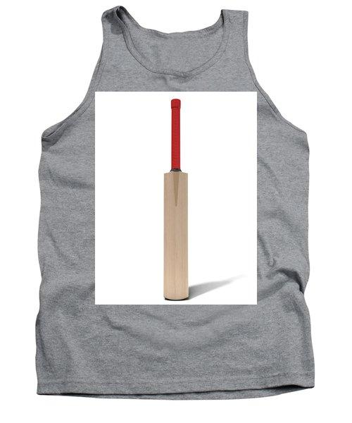 Cricket Bat Tank Top