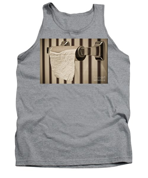 Critical Thinking Tank Top