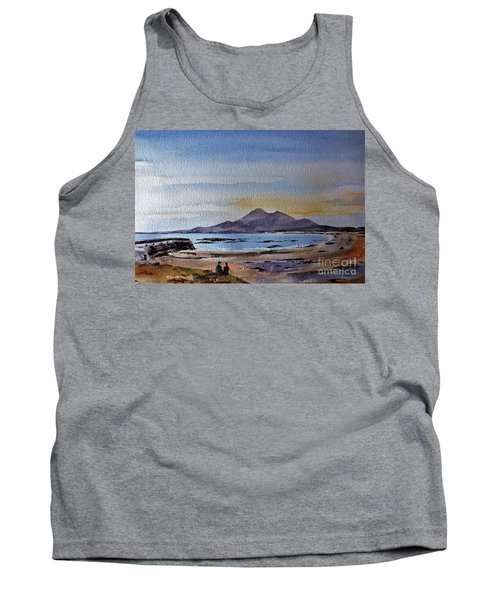F801  Croagh Patrick From Old Head, Mayo Tank Top