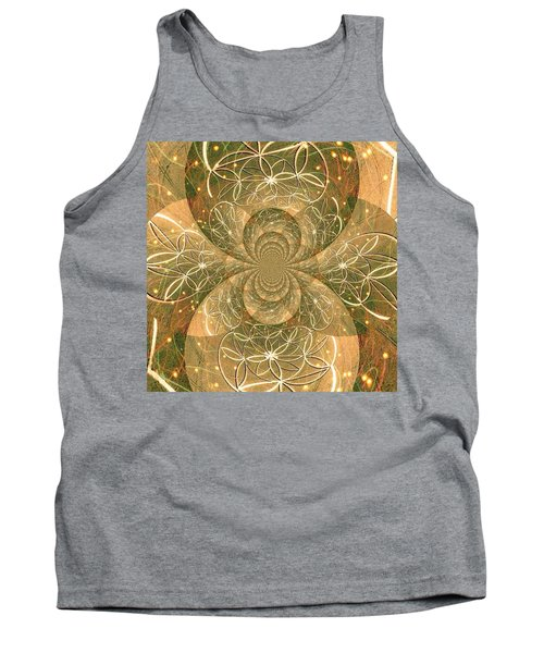 Crop Of Life II Tank Top