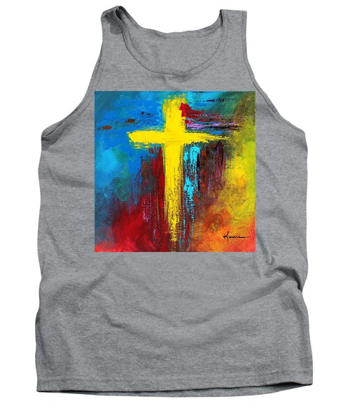 Cross No.2 Tank Top