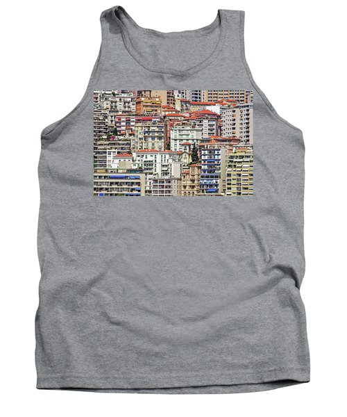 Crowded House Tank Top by Keith Armstrong