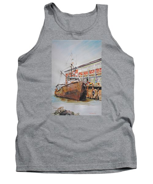 Crown Royal Tank Top by P Anthony Visco