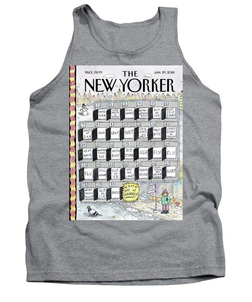 Cruellest Month Tank Top