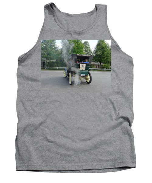 Cruisin' With The Oldies Tank Top