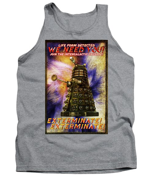 Crusade Tank Top