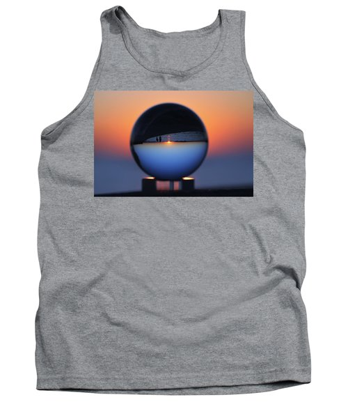 Crystal Ball Blue Hour Tank Top