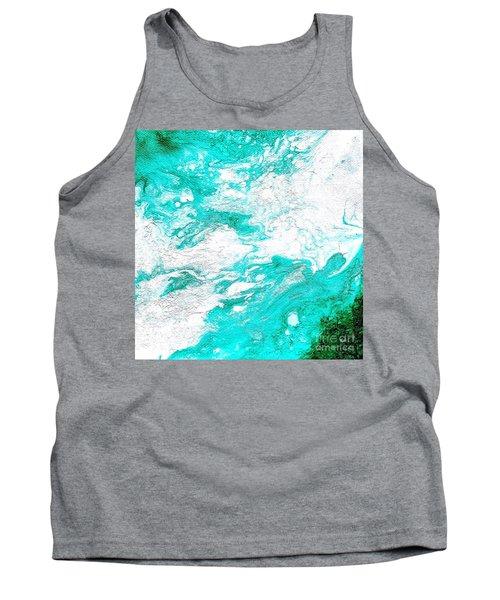 Crystal Wave4 Tank Top