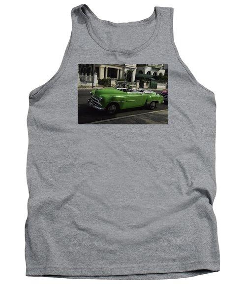Cuba Car 3 Tank Top