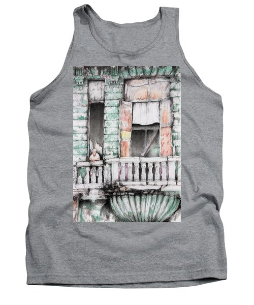 Cuba Today Tank Top