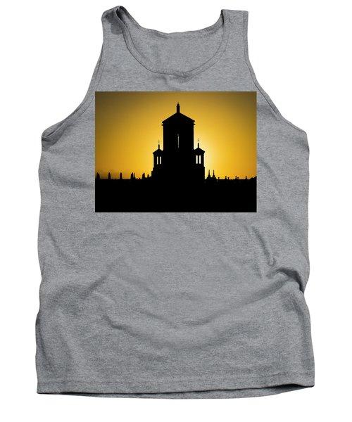 Cuban Landmark. Tank Top
