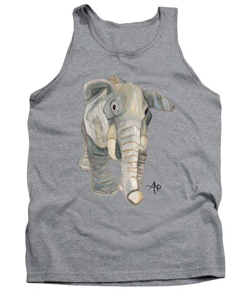 Cuddly Elephant Tank Top