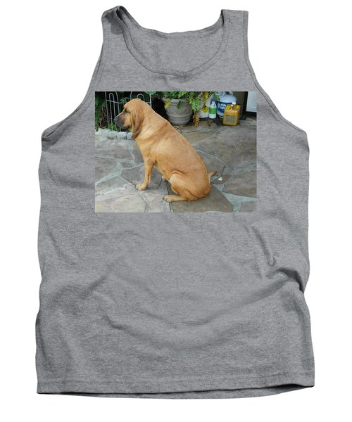 Cujo Sitting Around Tank Top