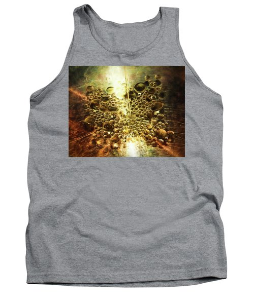Culinary Abstract Tank Top