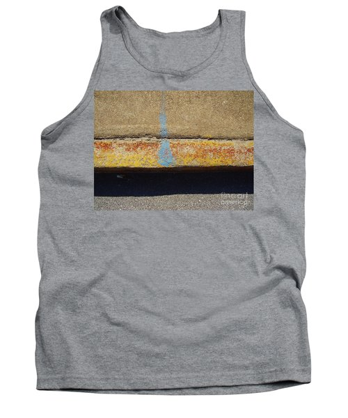 Curb Tank Top by Flavia Westerwelle