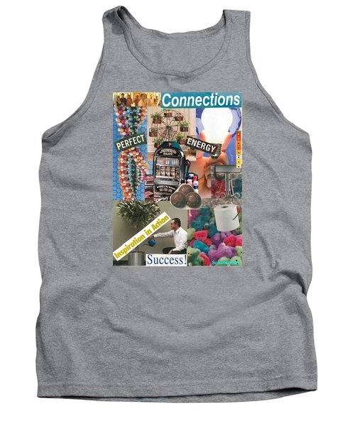 Curious Connections Tank Top