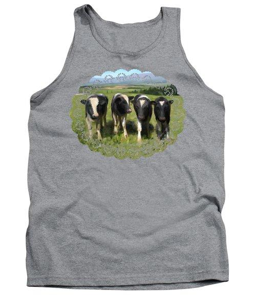 Curious Cows Tank Top