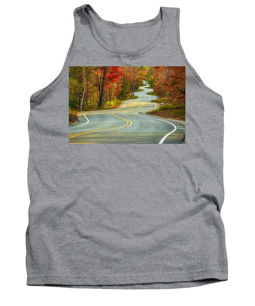 Curvaceous Tank Top