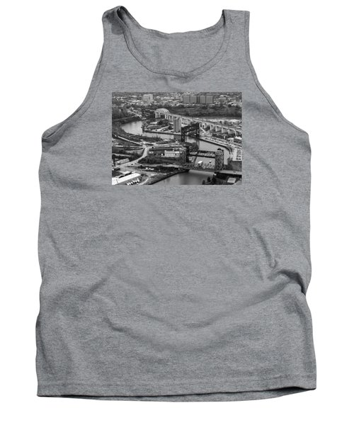 Cuyahoga River Tank Top