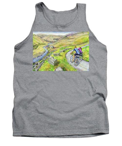 Lancashire Lanes I Tank Top