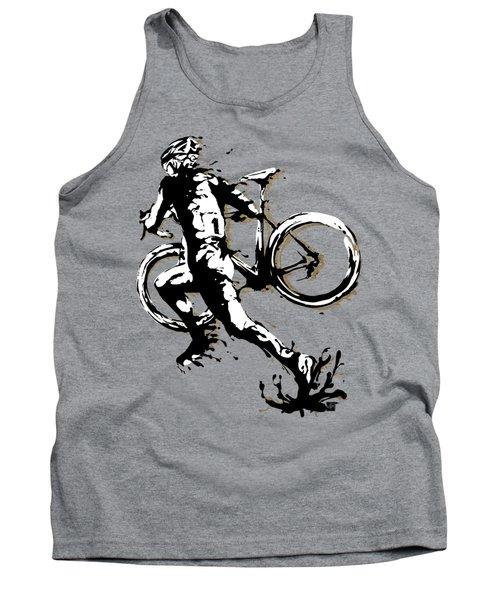 Cyclocross Poster1 Tank Top