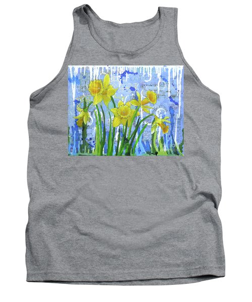 Daffodil Ding Dongs Tank Top