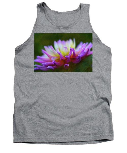 Dahlia Bloom  Tank Top