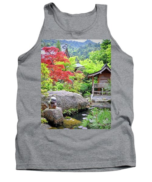 Daisho In Temple Tank Top