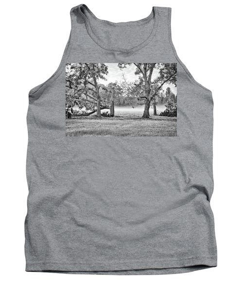 Dale - Foggy Morning Tank Top