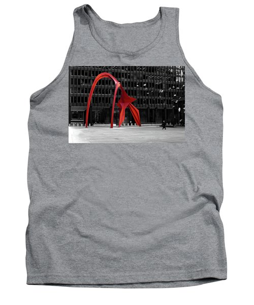 Daley Plaza Tank Top