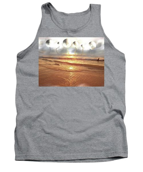 Tank Top featuring the photograph Dali, Here In Brazil by Beto Machado