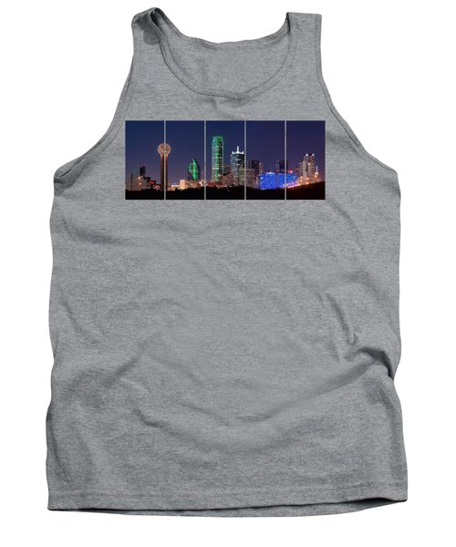 Dallas Png Transparency 031018 Tank Top