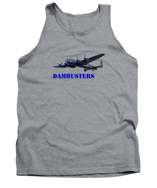 Dambusters Tank Top by Scott Carruthers