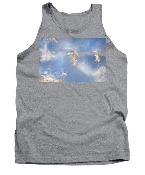 Dancing Clouds Tank Top