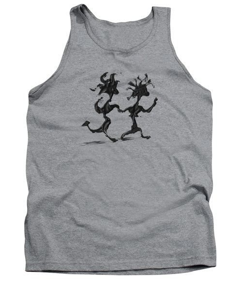 Dancing Couple 7 Tank Top