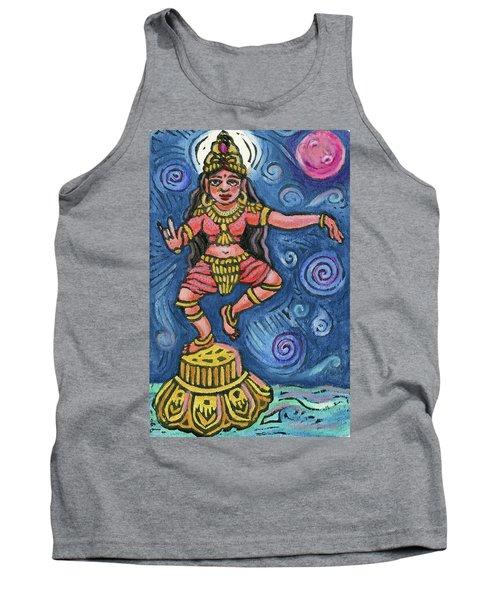 Dancing Parvati Tank Top