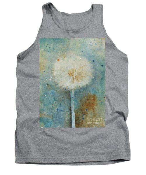 Dandelion Clock 2 Tank Top