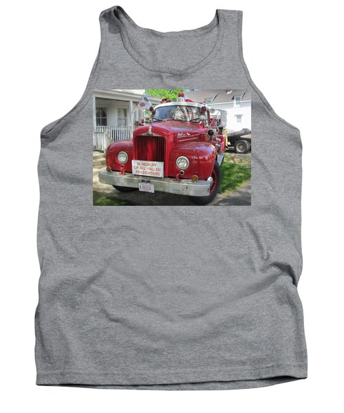 Danvers - Old Fire Engine Tank Top