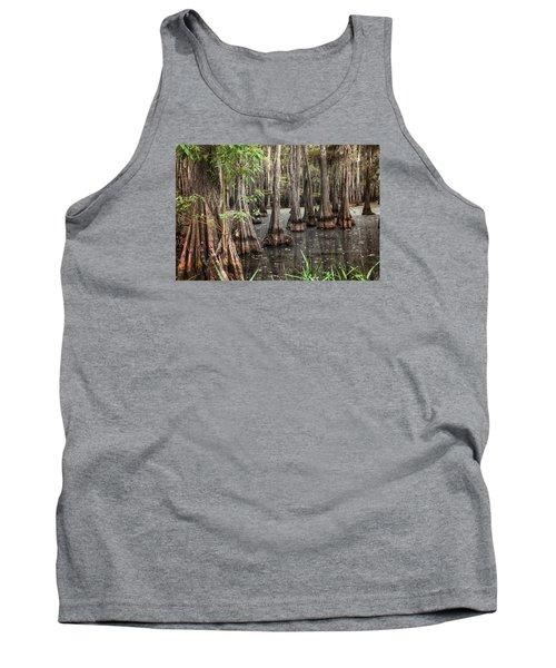 Dark Swamp Tank Top
