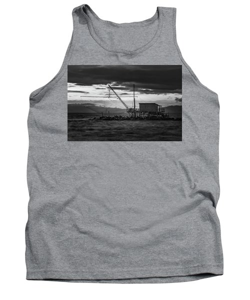 Dark Waters Tank Top