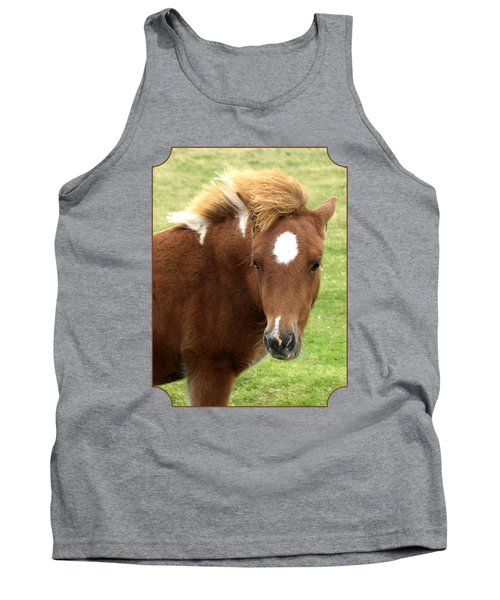 Dartmoor Pony Tank Top