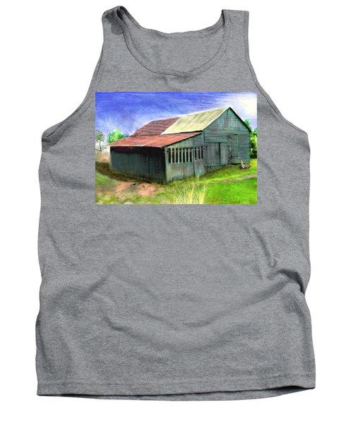 Dave's Barn Tank Top