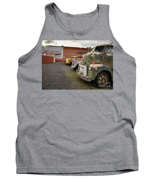 Daves Salvage Tank Top
