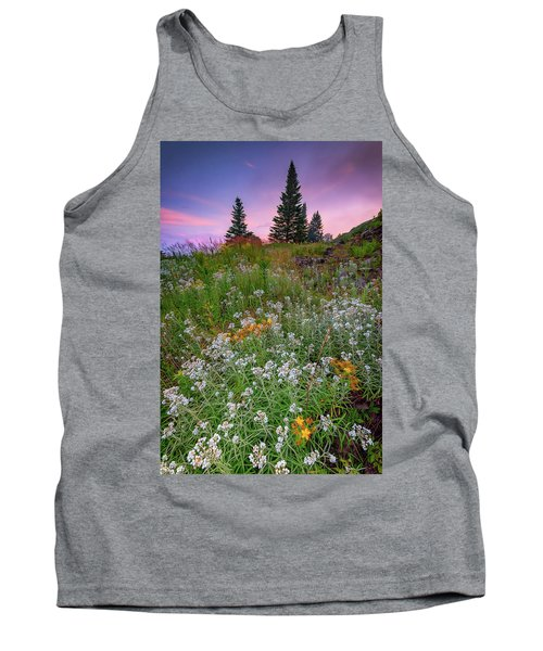 Tank Top featuring the photograph Dawn At Height Of Land by Rick Berk