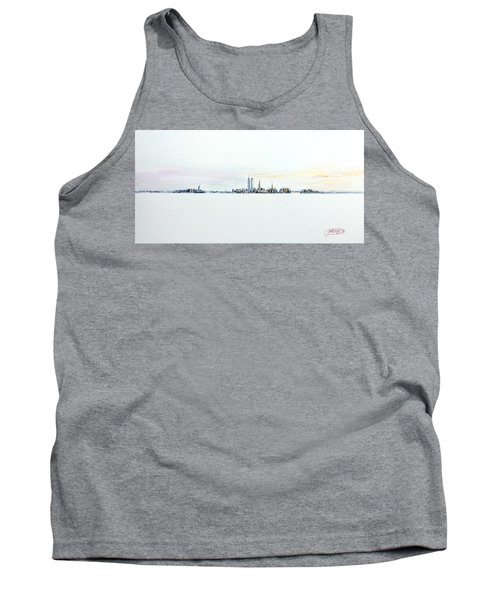 Dawn New York City Tank Top