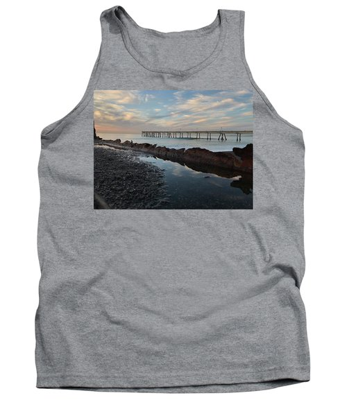 Day At The Pier Tank Top