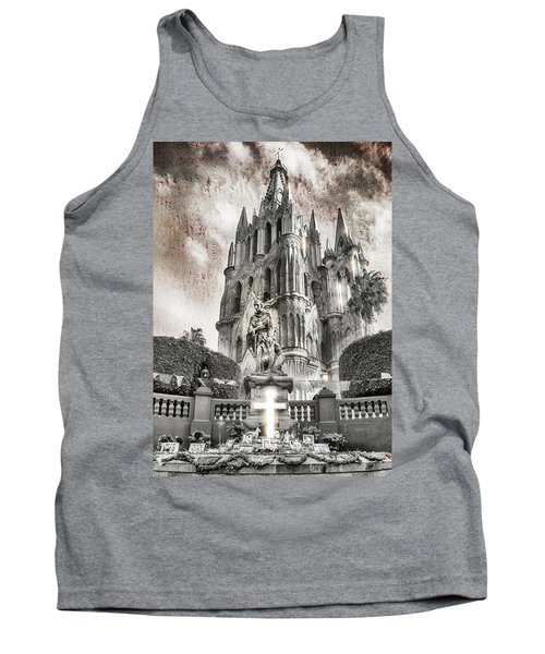 Day Of The Dead Alter Tank Top
