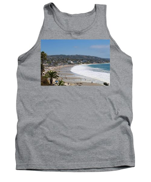 Day On The Beach Tank Top