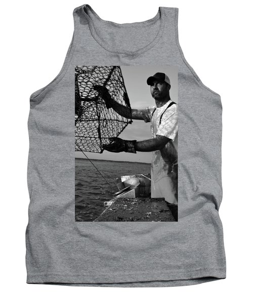 Day On The Water Tank Top